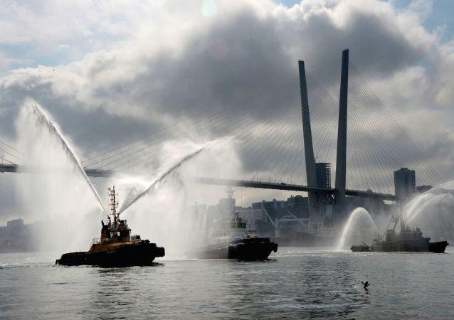 第二届国际海事论坛将于12月中旬在符拉迪沃斯托克举行