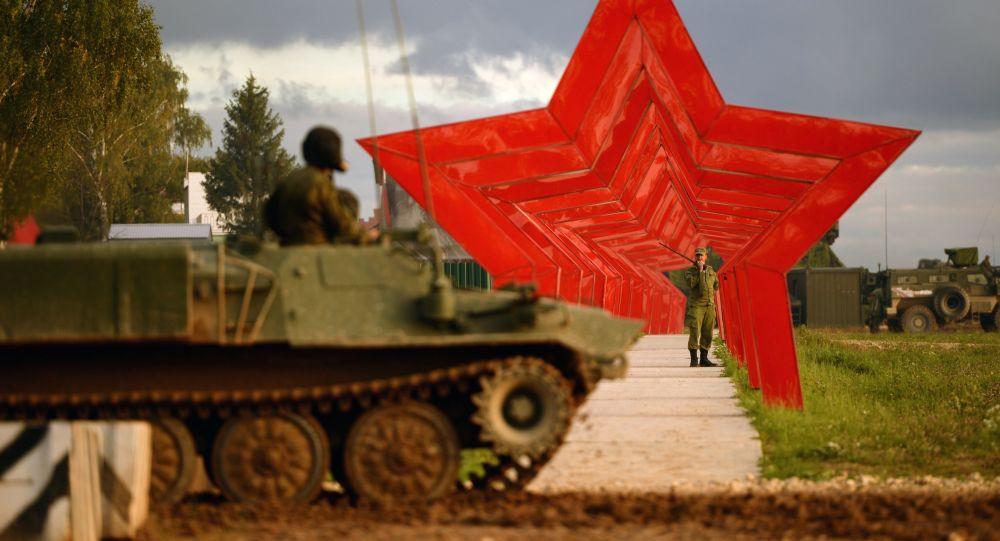 俄國防部: 今年「軍隊」國際軍事論壇展品的規模遠超去年