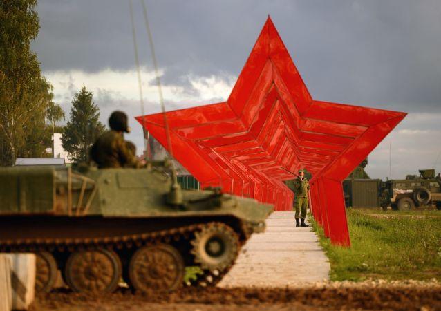 俄国防部:俄军武器现代化水平提高