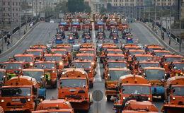 首屆莫斯科城市汽車遊行