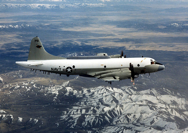美国海军 Lockheed EP-3 Aries 侦察机