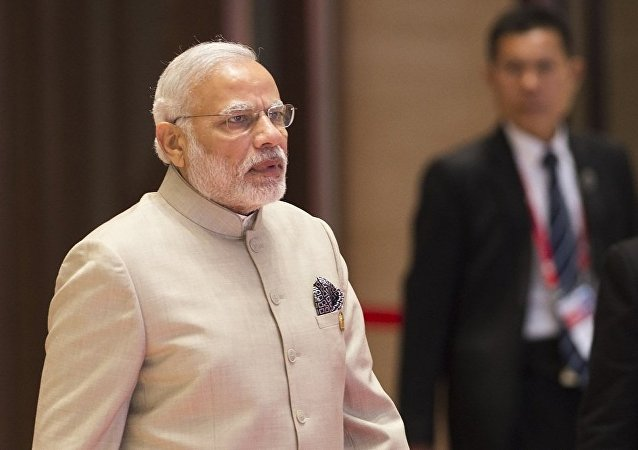 印度总理纳伦德拉·莫迪