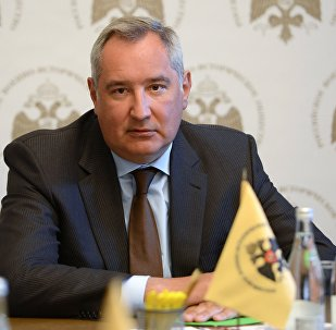 俄副总理罗戈津
