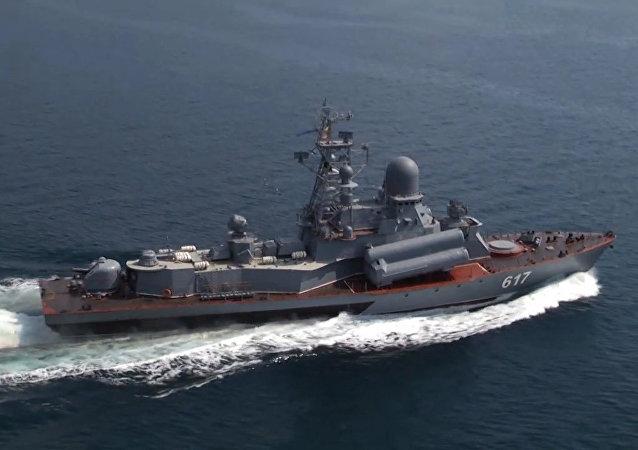 俄黑海舰队