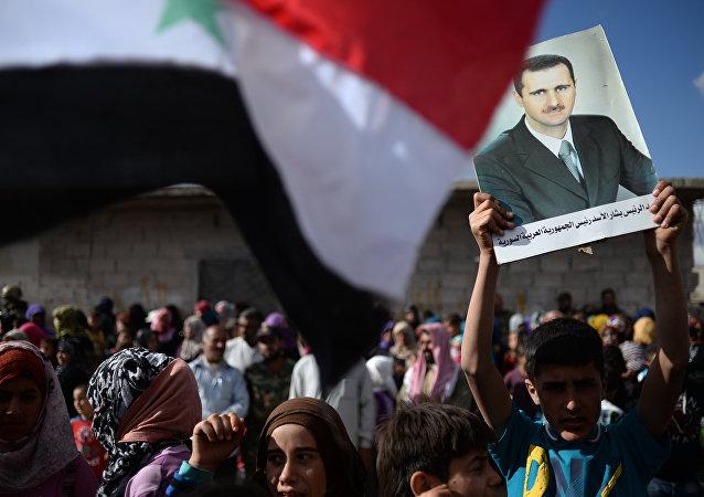 俄杜马国际事务委员会主席:推翻阿萨德政权已不再是美国政策直接任务