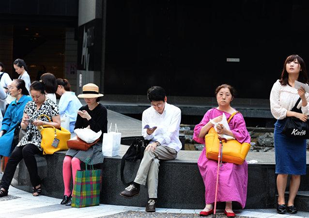 东京表示必须考虑日本公民从韩国返回问题