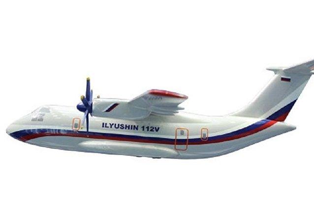 伊尔-112飞机