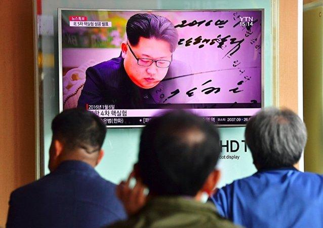 美国国防部称,美韩军方领导层认为朝鲜可能会在两国举行联合军演期间发起挑衅行动