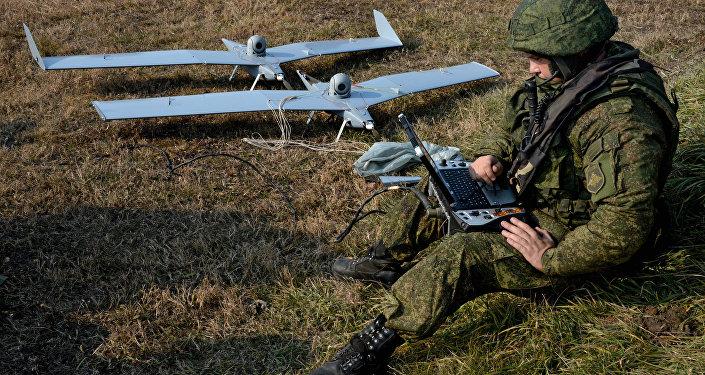 媒体:俄军将接装无人侦察直升机