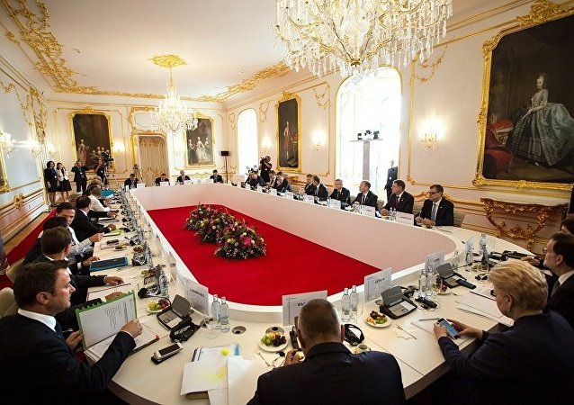 消息人士:欧盟非正式峰会上或提出建统一军队问题但不会做决定