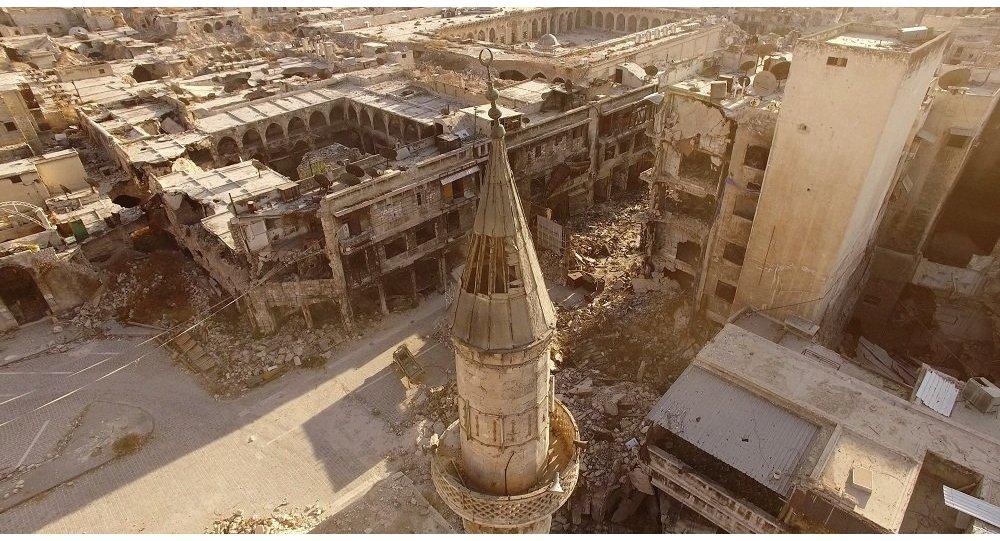 叙外交部:阿勒颇东区已具备疏散平民的一切条件