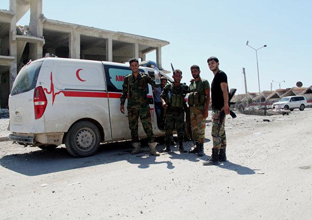 俄国防部:武装分子开火后叙军队重返卡斯泰洛路