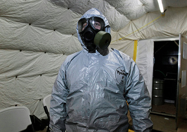 化學武器開發項目