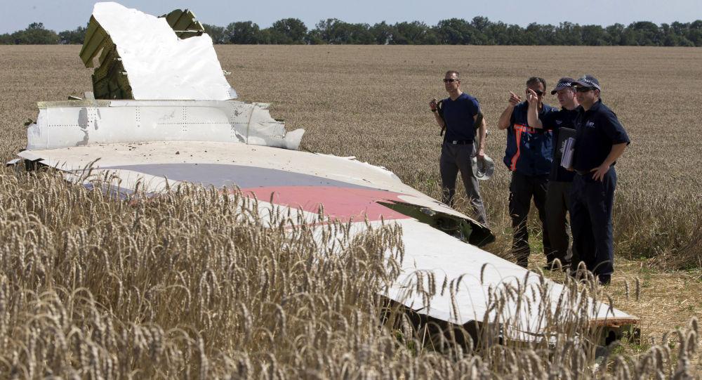 俄志愿者报告揭Bellingcat网站在马航乌克兰空难事故调查上造假