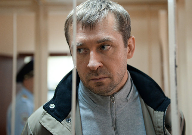 媒體:俄內務部反貪局可能因扎哈爾琴科醜聞被撤銷