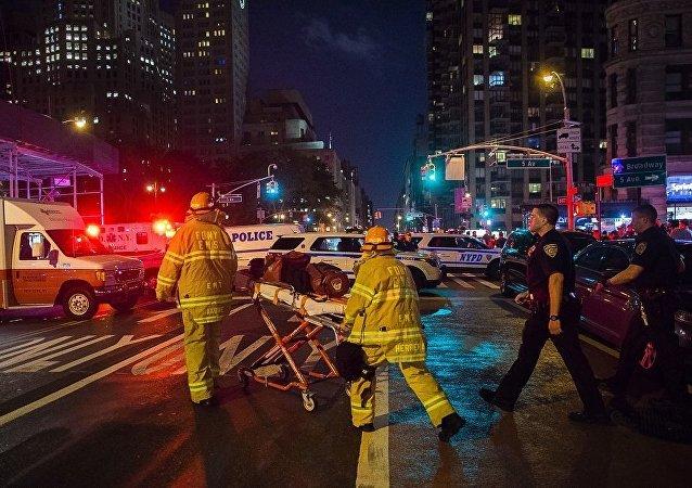 美国警方逮捕参与纽约和新泽西爆炸的疑犯