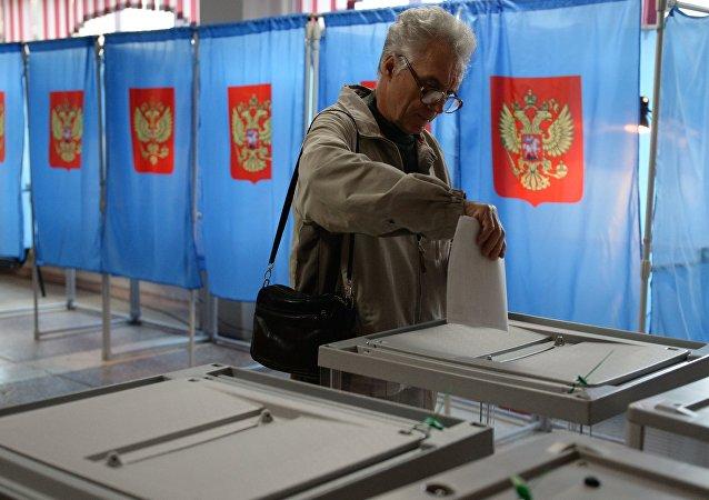 12国专家将监督9月10日举行的俄罗斯地区选举