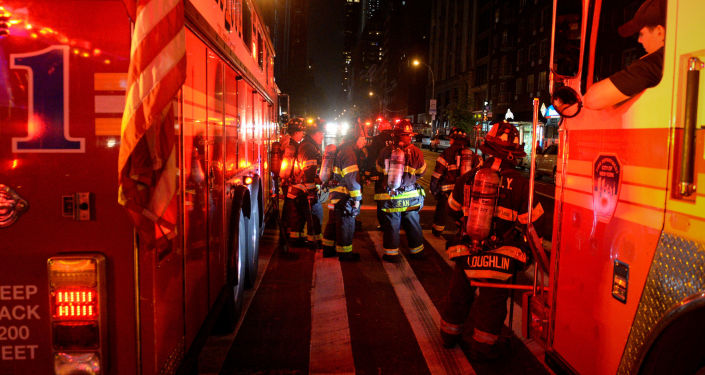 俄駐美領事館:沒有俄公民在紐約爆炸中傷亡