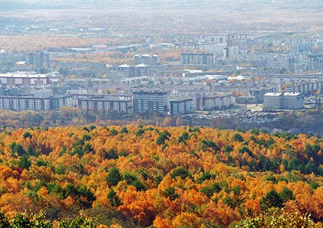 俄萨哈林国立大学计划接纳更多的中国学生