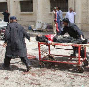 媒體:巴基斯坦西北部爆炸中至少15死70傷