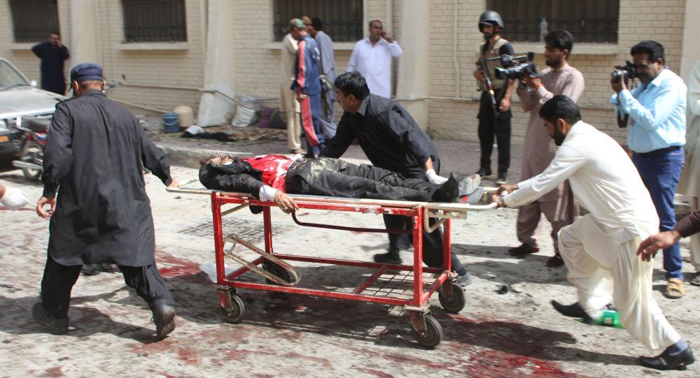 媒體:克什米爾軍營遇襲遇難者人數上升至17人