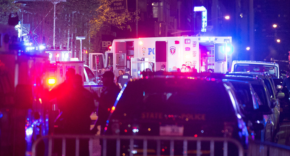 紐約警方宣佈發現第三個疑似爆炸物