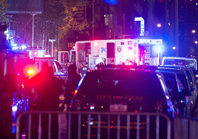 纽约警方宣布发现第三个疑似爆炸物