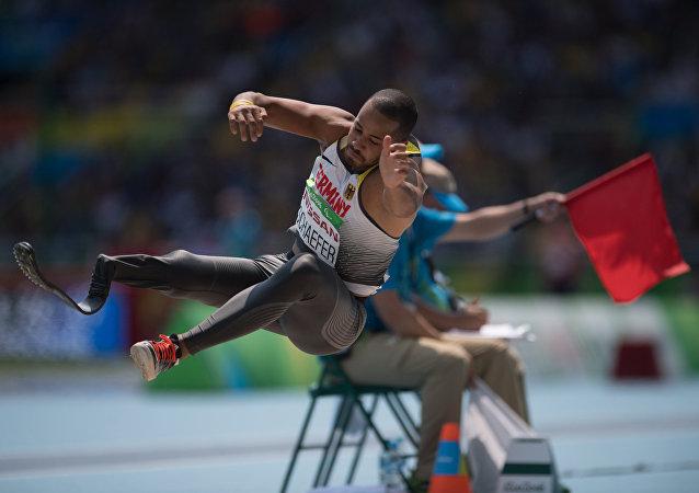中国代表团拿下里约残奥会奖牌榜首位已毫无悬念