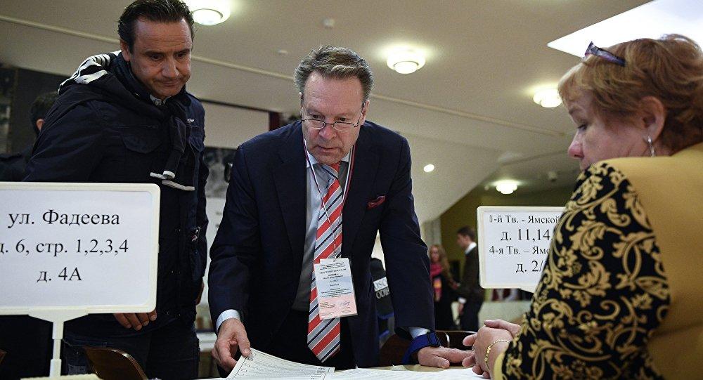 所有受杜马邀请的外国观察员均将赴俄监督俄总统大选
