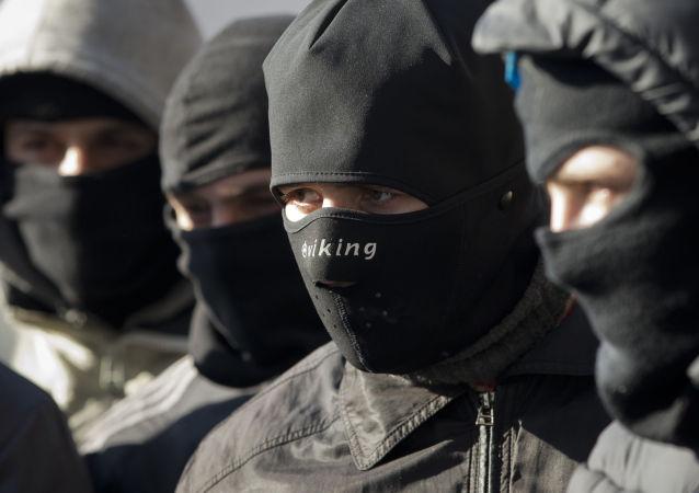 乌克兰激进分子