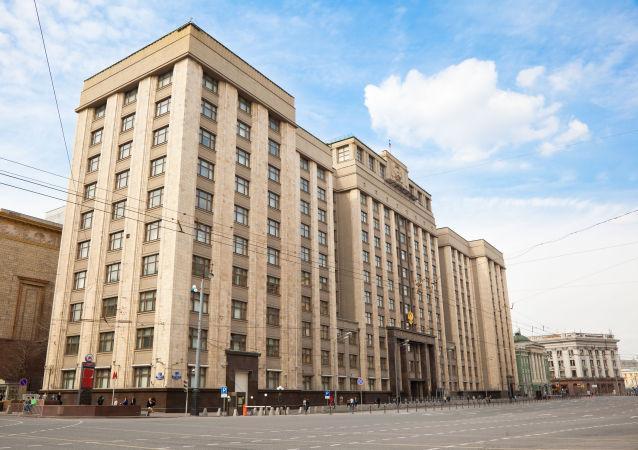 """俄国家杜马一读通过""""电话恐怖主义""""惩罚措施法案 最高可判刑10年"""