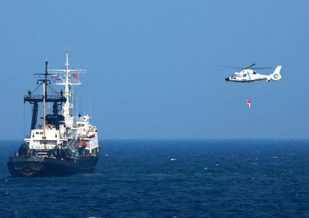 俄专家:南海军演让俄中更好地应对全球中的各种危机