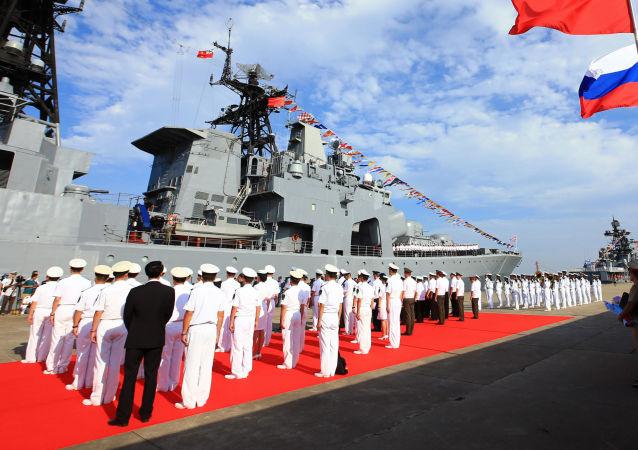 美海军代理部长:俄中是美国新挑战