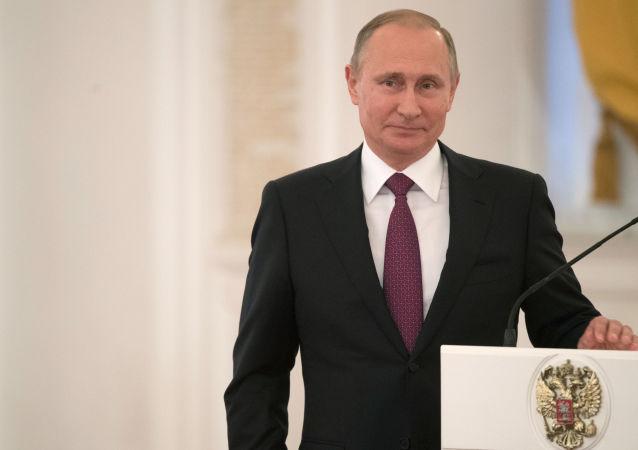 普京: 对俄残奥运动员禁赛决定是不诚实、虚伪和懦弱表现