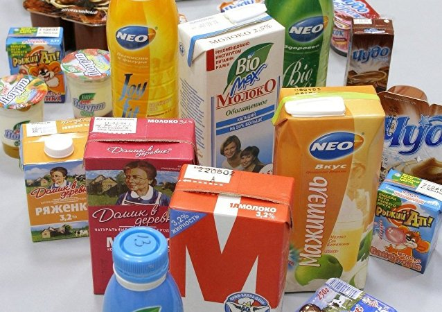 俄乌德穆尔特共和国自年初以来对华出口乳制品超过100吨