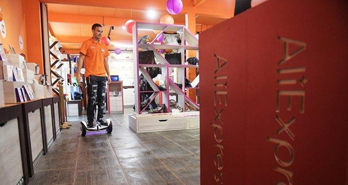 全球速賣通將在光棍節前於莫斯科開放新的展示店