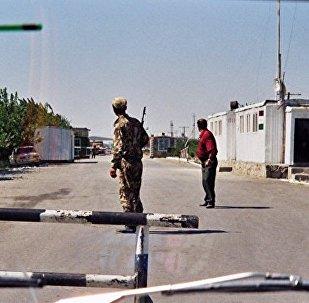乌兹别克斯坦与吉尔吉斯斯坦的边界