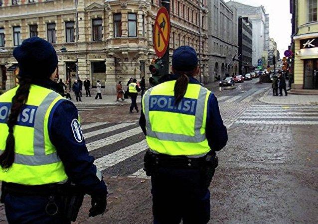 媒体:芬兰警方抓获一名在学校策划大规模屠杀的女子