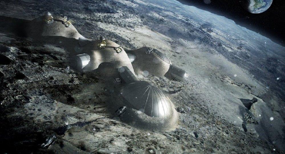 俄罗斯将在月球上建立导航系统