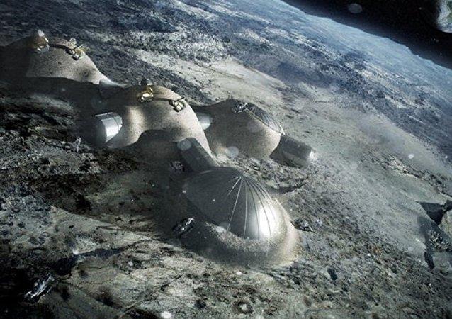 欧洲航天局拟与俄就开发月球展开合作