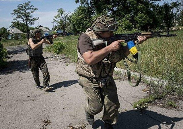 基辅在从顿巴斯撤军问题上再次食言