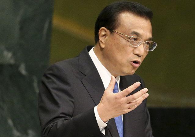中国国务院总理:必须维护以联合国为核心的现行国际体系