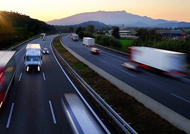 交通运输走廊