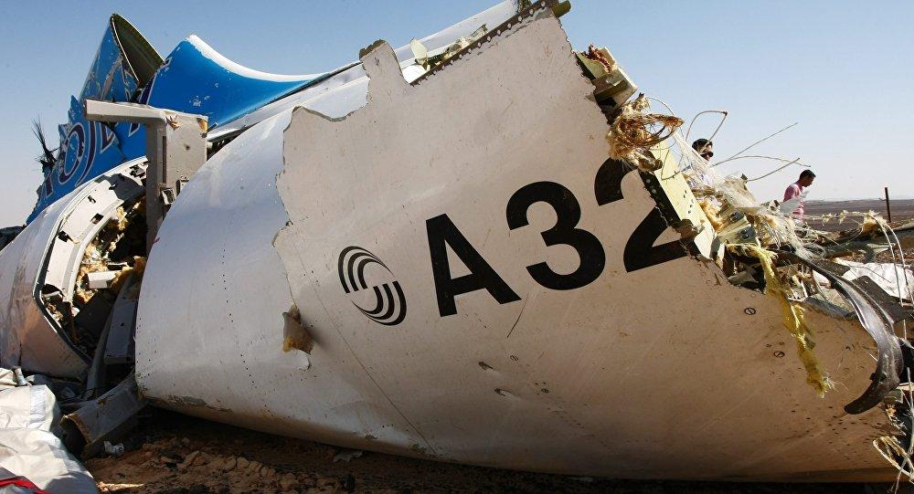 俄调查委员会已查明在西奈半岛上空坠毁的A321航班机身爆炸位置