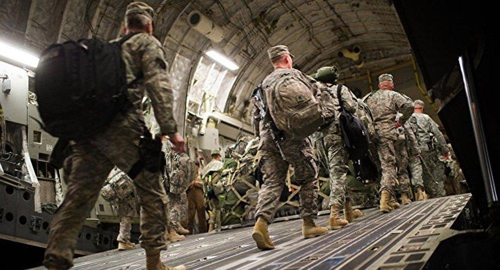 美官员称美军开始从阿富汗撤离