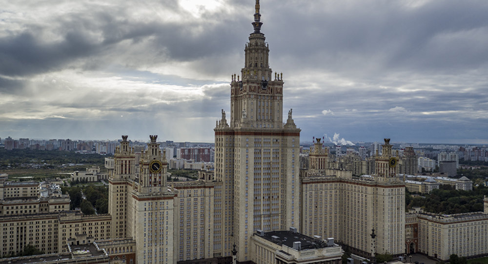 莫斯科的气压值平了41年前的记录
