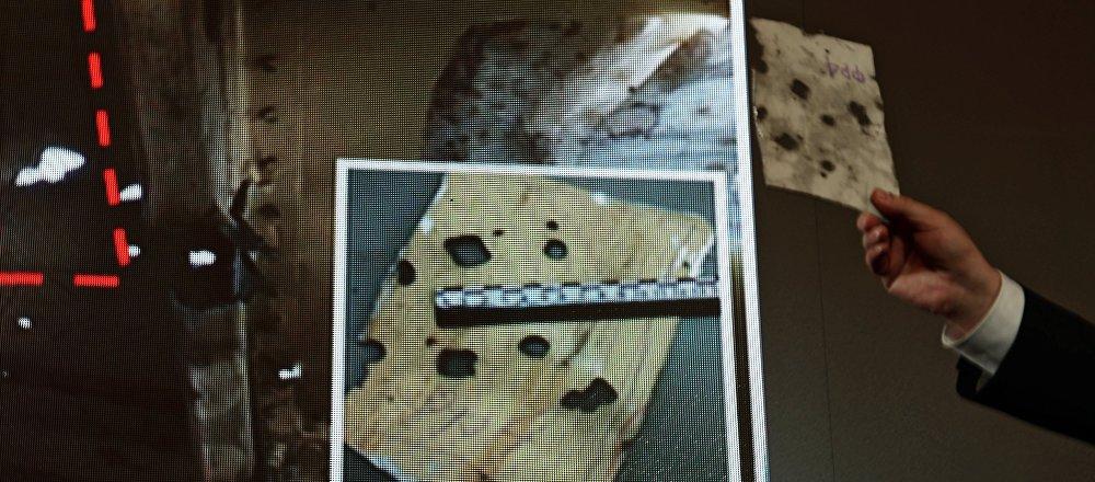 俄金剛石-安泰集團交出馬航MH17墜毀時的空中環境數據