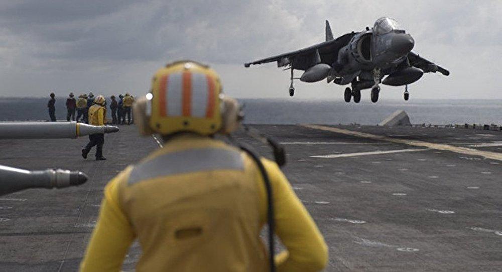 日本政府将为美国空军噪声赔偿冲绳居民2.64亿美元