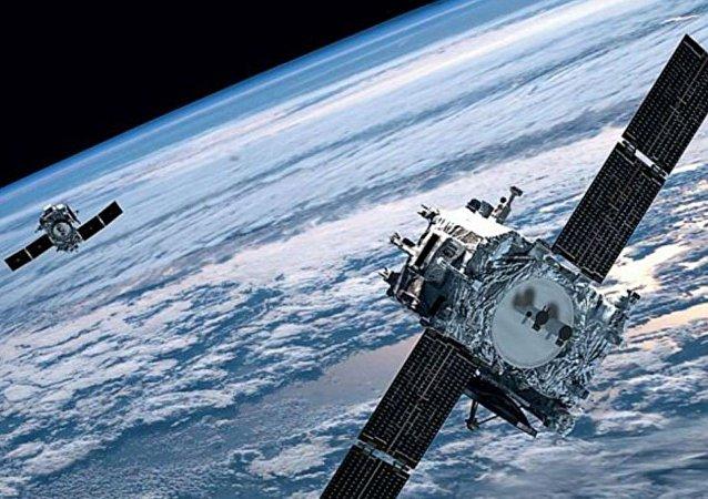 """""""天舟1号""""飞船和""""天宫2号""""空间实验室首次实现对接"""