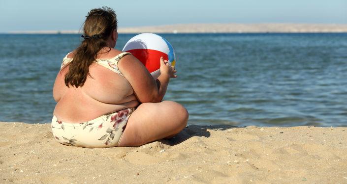 學者: 胖人比瘦人壓力更小